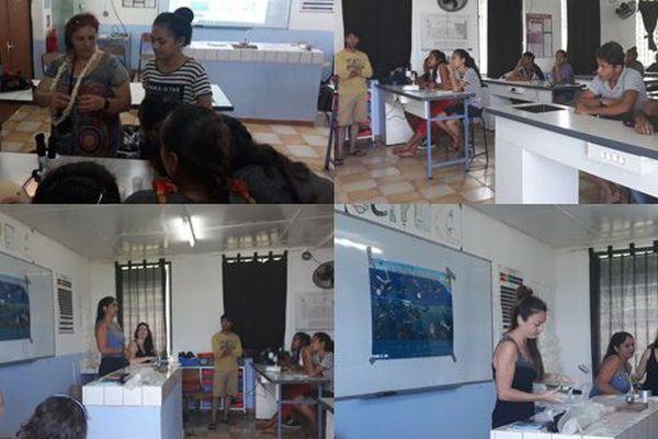 mission walalis au collège de Sisia
