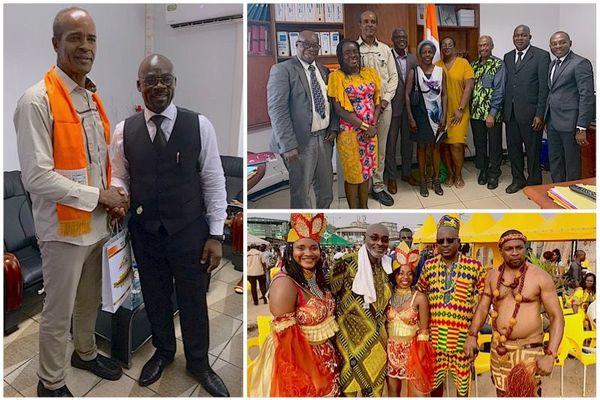 Carnaval Martiniquais en Côte d'Ivoire (8e édition)