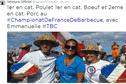 Teheiura, le Tahitien de Koh Lanta est devenu champion de France de...barbecue !
