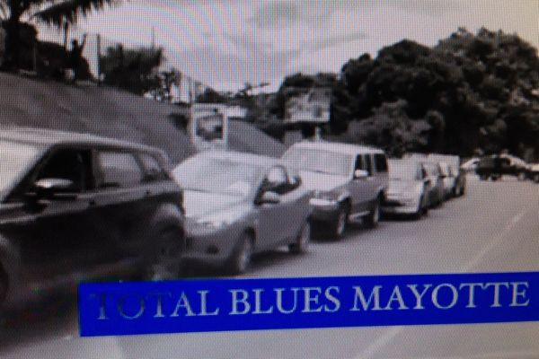 Total Blues à Mayotte