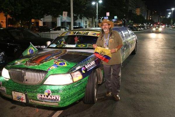 supporter Equateur