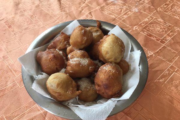 Des beignets bien gonflés