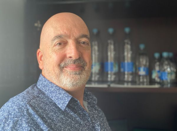 Eric Durand, patron calédonien au Vanuatu