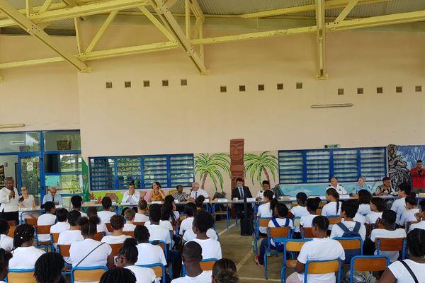 Collège Oyatobo