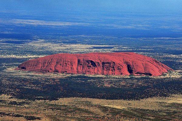 Rocher d'Uluru