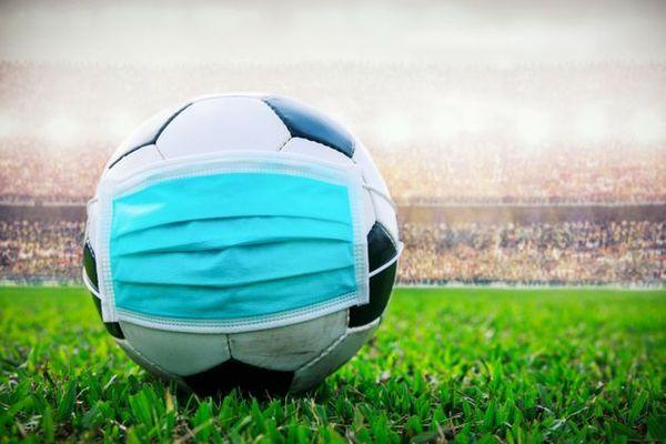 Football en temps de covid