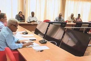 Réunion des maires de Guyane