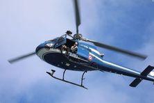 L'hélicoptère de la gendarmerie (photo d'illustration).