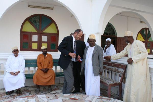 Seymour MORSY , nouveau préfet de Mayotte