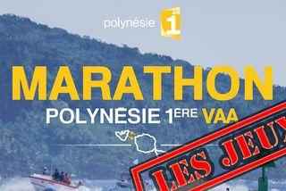 En télé, en radio, sur internet, un marathon de jeux pour la Polynésie 1ère va'a !