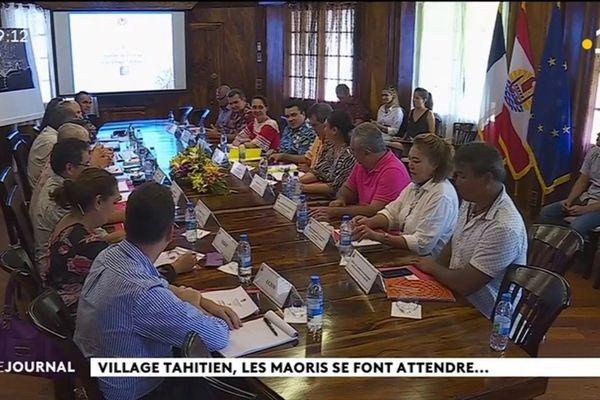 Village tahitien : bientôt de nouveaux appels d'offre