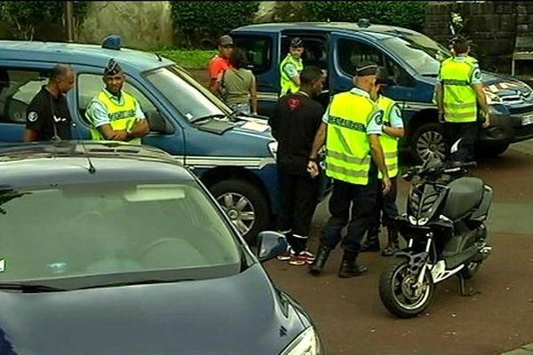 Scooters : contrôles gendarmerie