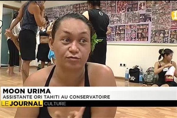 Stage international de ori Tahiti au Conservatoire
