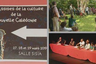 Centre Tjibaou : assises de la culture