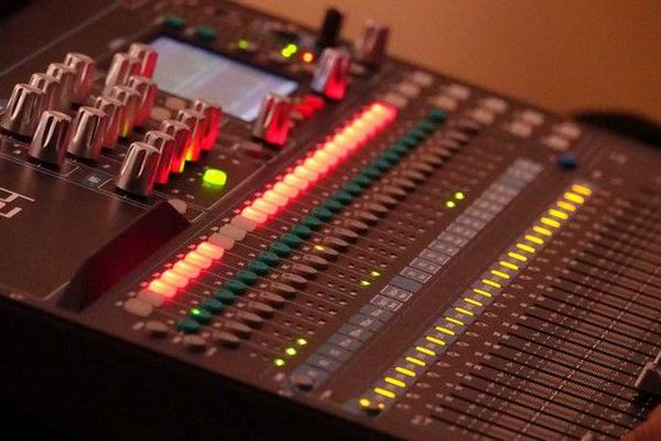 fete de la musique 2019 saint-denis 210619 console mixage son