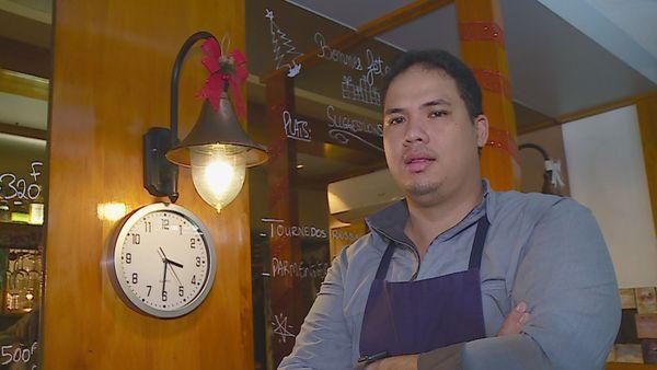 Chef Teao Maiarii