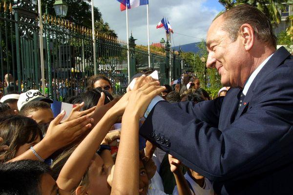 Jacques Chirac est décédé ce jeudi 26 septembre.