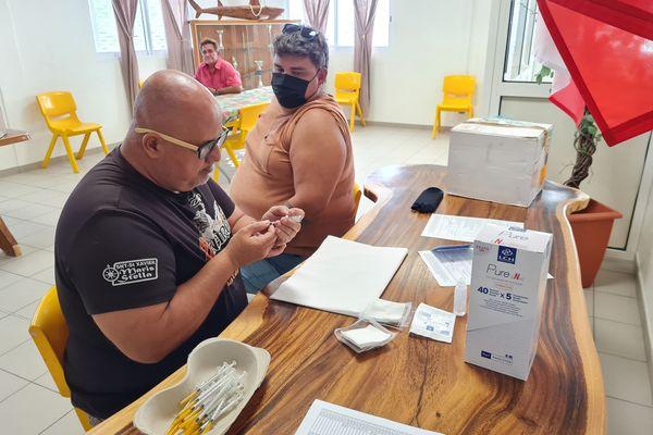 vaccin / vaccination