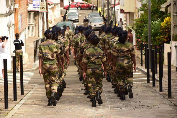 RSMA (Régiment du Service Militaire Adapté) de Martinique