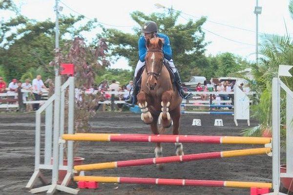 3ème rencontres équestres internationales chevaux Saint-André 100319