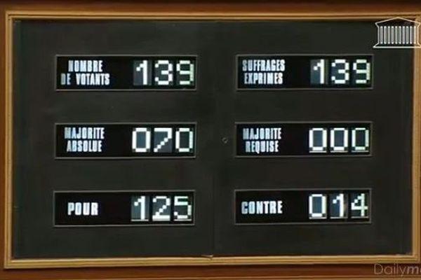 Vote Assemblée réunionnais Creuse