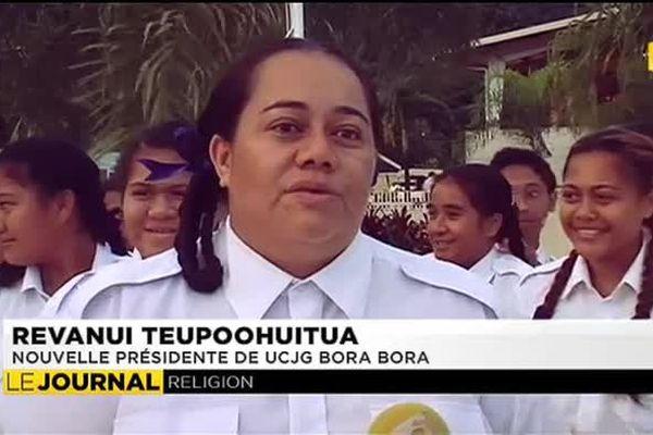 Une femme prend les rênes de l'Union Chrétienne des Jeunes Gens