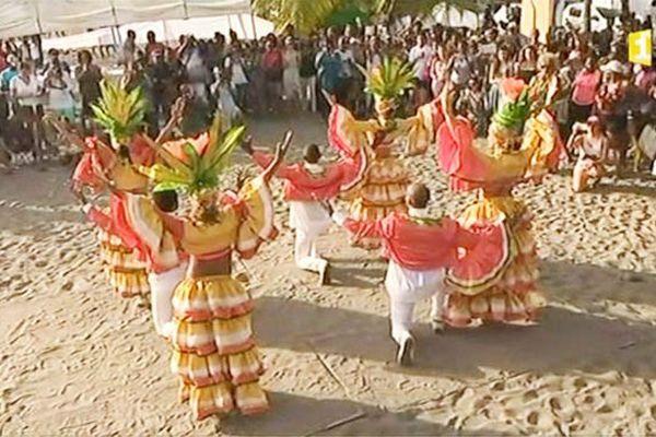 Gay Pride troupe Cubaine
