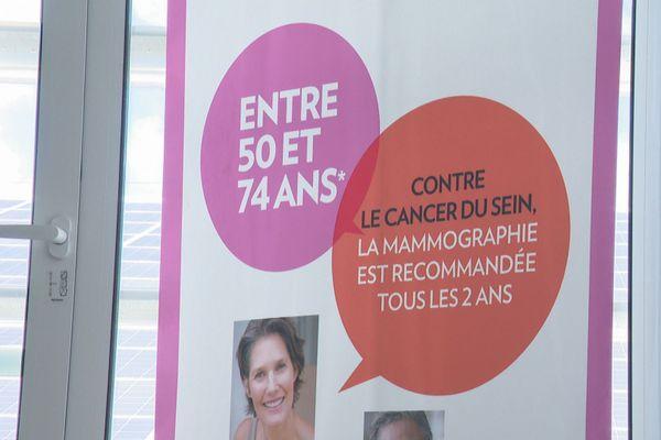 campagne dépistage du cancer du sein