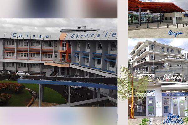 Montage Sécurité Sociale Martinique CGSS