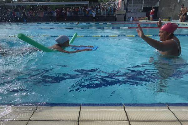 challenge natation handisport