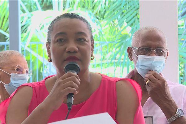 Sonia Pétro, LR, candidate aux élections régionales