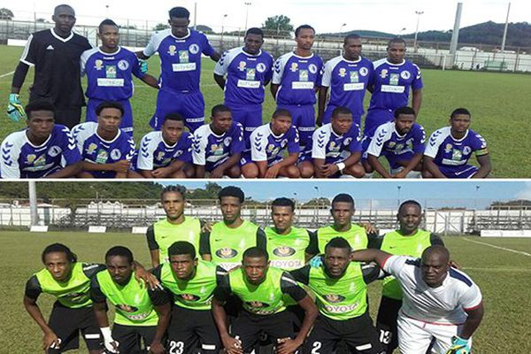 football 8 ème journée régionale