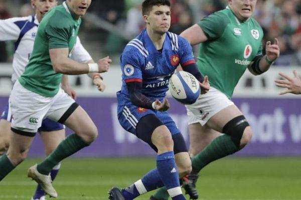 Rugby france / irlande