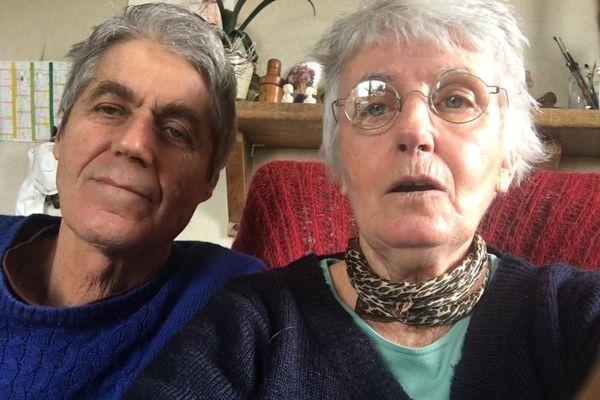 Roland et Marie Marti