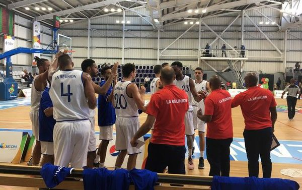 JIOI 2019 basket J1 Réunion - Maldives 200719