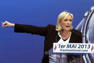 Le Pen 1er mai