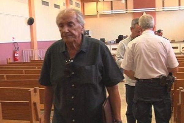 Le banquier accusé d'escroquerie à la défiscalisation lors de ce procès à Papeete