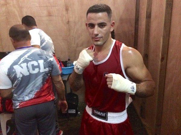 Samoa 2019, Ramses Thimoumi argent à la boxe