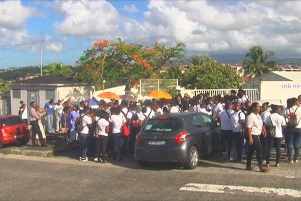 Lycéens mobilisés