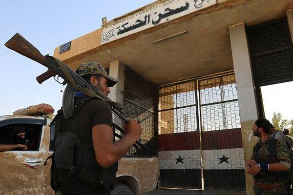 arrestation jihadiste Syrie
