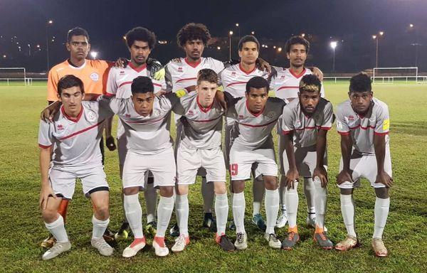 La sélection 2018 des U 19.