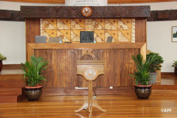 Hémicycle rénové