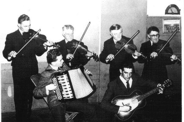 Les violoneux de Miquelon