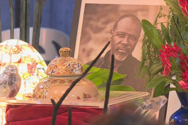 Dernier hommage à Jean-Michel Martial