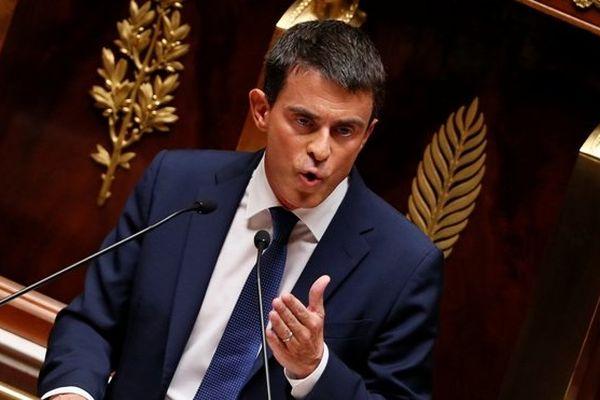 Manuel Valls discours de politique générale