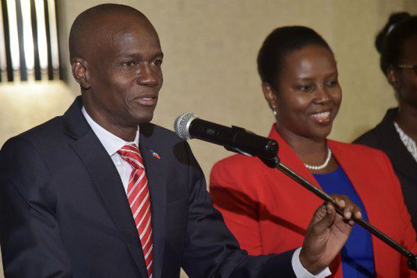 Haiti : Jovenel Moïse confirmé président d'une Haïti divisée et appauvrie