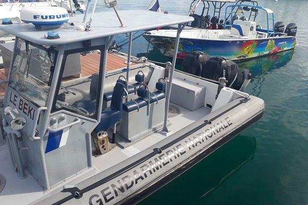 saisie bateau drogue port Marin