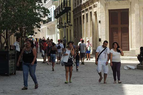 Cuba touristes
