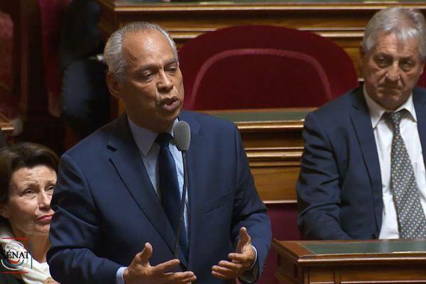 Victorin Lurel Sénateur de la Guadeloupe
