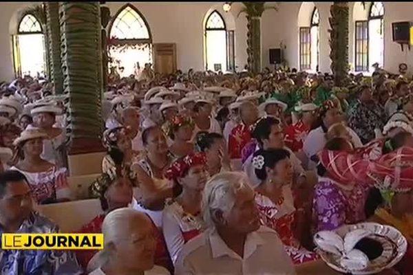 Ouverture du Synode protestant à Moorea